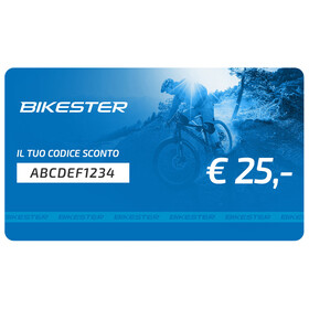 Bikester Carta regalo 25 €